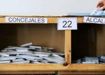 Esperan alta abstención en comicios municipales en Chile