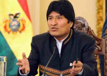 Presidente Morales condena amenaza de golpe de Estado en Venezuela