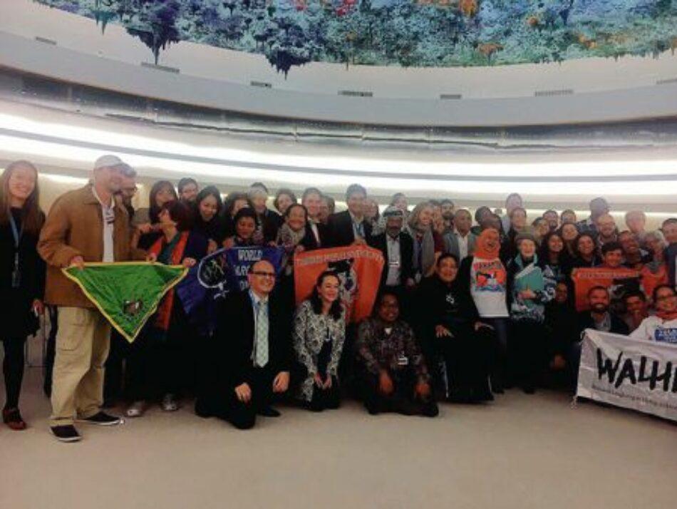La ONU ve necesario un tratado vinculante sobre empresas transnacionales respecto a derechos humanos