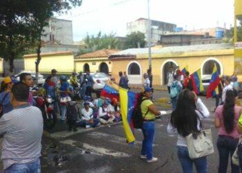 """Una oposición con falta de convocatoria: Fracaso total se evidencia en """"La Toma de Venezuela"""""""