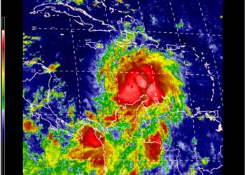 Huracanes: temporada, formación y desplazamiento en la zona tropical
