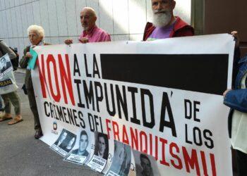 La Mesa del Senado deniega la solicitud de comparecencia de la Fiscal General del Estado por obstaculizar la investigación de los crímenes franquistas