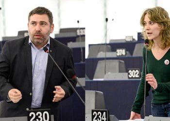 Albiol y Couso reclaman un papel más activo de la UE en Colombia y que Bruselas recuerde a Santos que la paz es irreversible