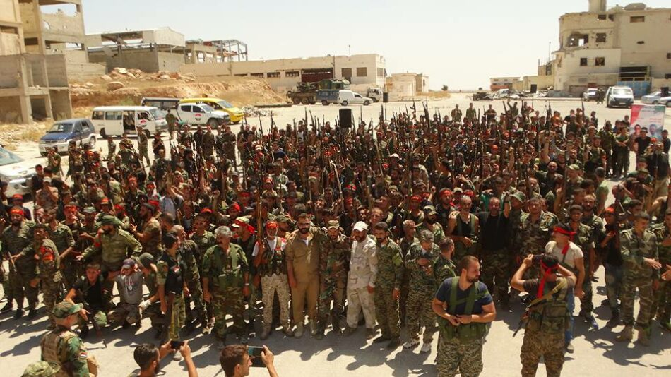 Los palestinos como factor decisivo en Siria