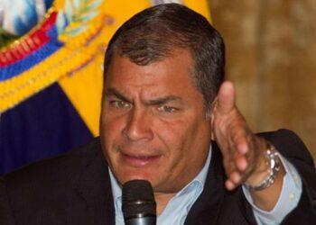 Correa denuncia intentos de sabotaje a relaciones Ecuador-Irán
