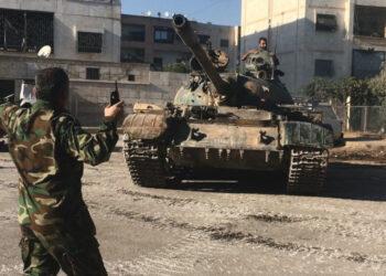 Ejército sirio y Hezbolá avanzan en el sur de Alepo