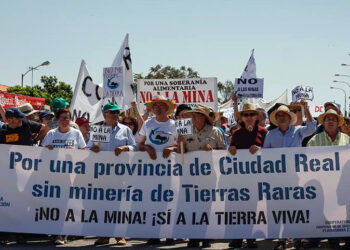 Sí a la Tierra Viva presentará en Toledo la valoración de la Oficina del Defensor del Pueblo sobre la minería de tierras raras