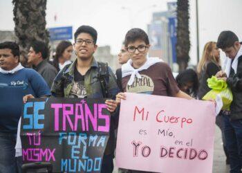 La Plataforma por los Derechos Trans pide modificar la Proposición no de Ley para la inscripción en el Registro Civil de personas transexuales