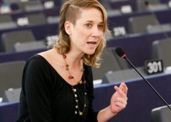"""Marina Albiol cree que la presión de Consejo y Comisión sobre Valonia por el CETA muestra """"lo poco que les gusta la democracia"""""""