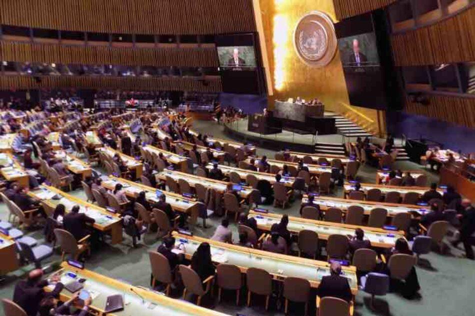 Estados Unidos reconoce culpa de mantener hostilidad hacia Cuba
