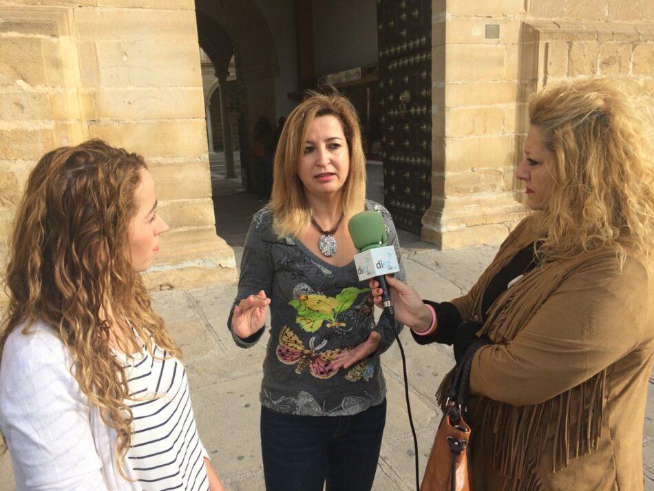 Lizárraga saluda la victoria de los documentos de Rita Maestre y ve en su apuesta por la participación un elemento común con Ahora Andalucía