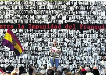 """IU considera """"muy grave"""" la actuación de la Fiscalía en la causa argentina por los crímenes del franquismo y denuncia su """"vinculación con el poder político"""""""