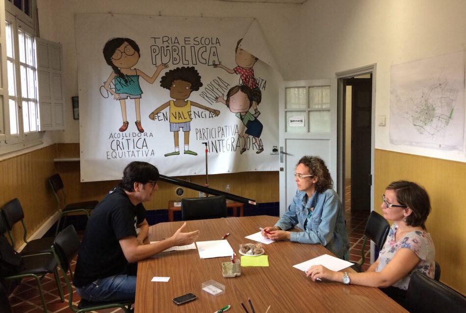 CGT: «Només amb educadores és possible la integració a les escoles»