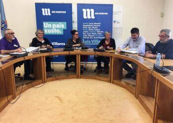 En Marea esixe á Xunta de Galicia que escoite á cidadanía e demande a retirada inmediata as reválidas previstas pola LOMCE na ESO E Bacharelato