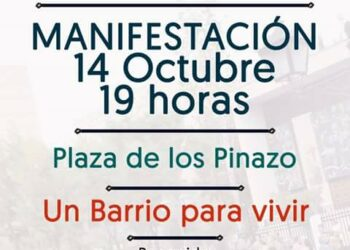 """El vecindario de San Cristóbal de los Ángeles (Madrid) sale a la calle para reclamar un """"barrio digno"""""""