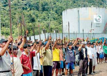 Perú: Disparos agravan tensión en protesta amazónica