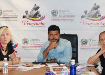 """Secretario de la Juventud Comunista de Venezuela: """"Los jóvenes europeos saben que el triunfo del imperialismo en Venezuela apagaría una luz de esperanza en el mundo"""""""