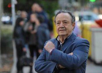 Un parque de Hortaleza llevará el nombre de Paco Caño, ex presidente de la FRAVM