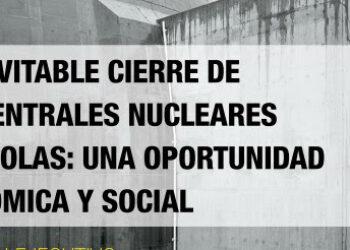 Un informe de Greenpeace revela que el cierre nuclear en España supondría la creación de 300.000 empleos