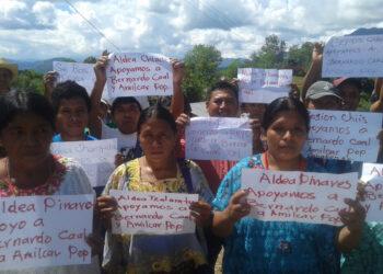 Amenazas y criminalización a líderes quekchí por defender un río indígena 'secuestrado' por el Grupo ACS en Guatemala