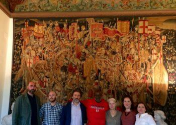 Ahora Madrid se reúne con Amnistía Internacional en el Día Internacional Contra la Pena de Muerte