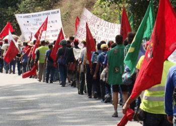 Centroamérica: Modelo extractivista: el despojo de territorios y la criminalización de la protesta en Centroamérica