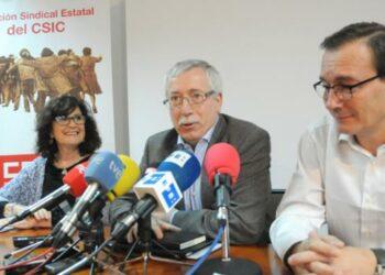 """""""Estamos en el período más negro de la democracia para la investigación en España"""""""