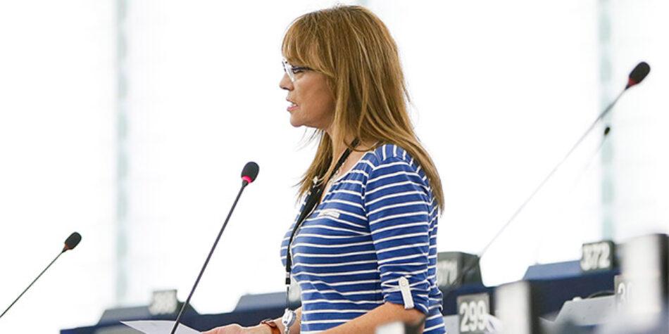 Vallina (IU) responsabiliza a la CE de la desindustrialización y la pérdida de tejido productivo en la UE
