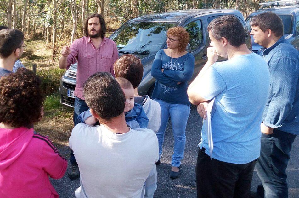 Antón Sánchez critica o completo fracaso da Xunta de Galicia en materia de xestión de residuos