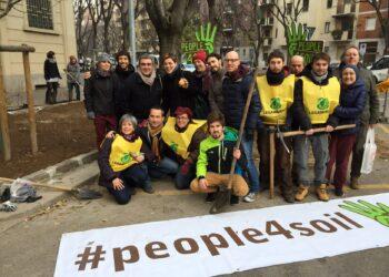 Arranca People4Soil, una iniciativa que pretende recoger un millón de firmas en un año para proteger nuestro territorio