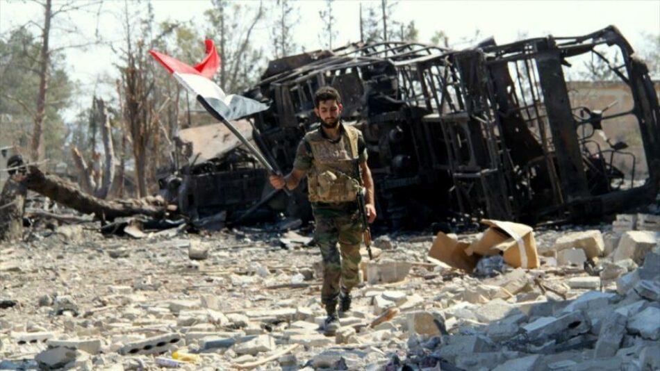 Ejército sirio libera crucial bastión terrorista en Alepo