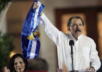 Daniel Ortega gana presidenciales en Nicaragua con más del 72 %