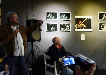 «Inmortales»: Víctor de las Heras, «Vitín», expone en Vigo
