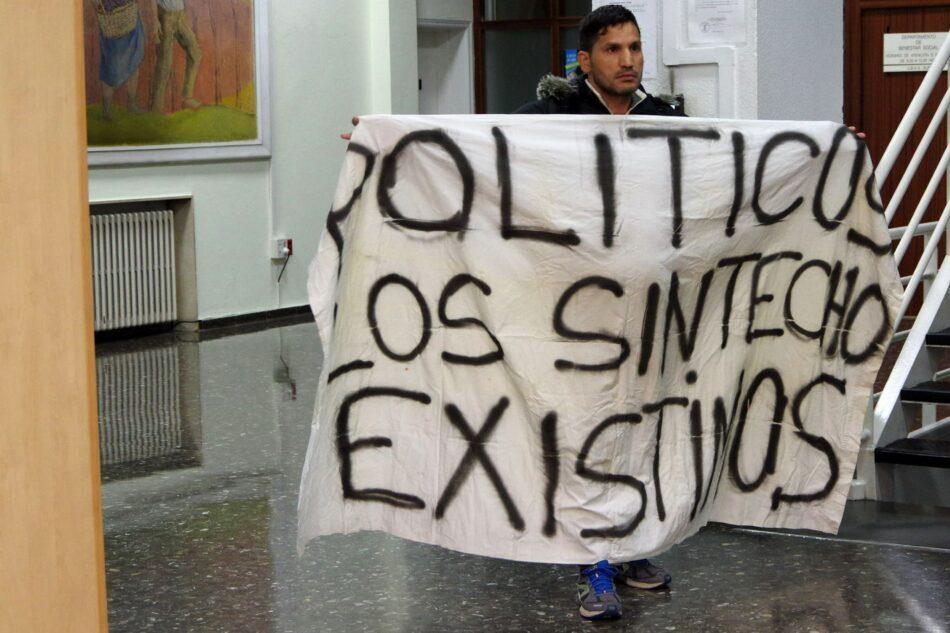 Lagarder al alcalde de Vigo, Abel Caballero: «¡Matón de personas sin techo!»