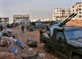 Hezbolá reúne fuerzas en Alepo para gran ofensiva antiterrorista