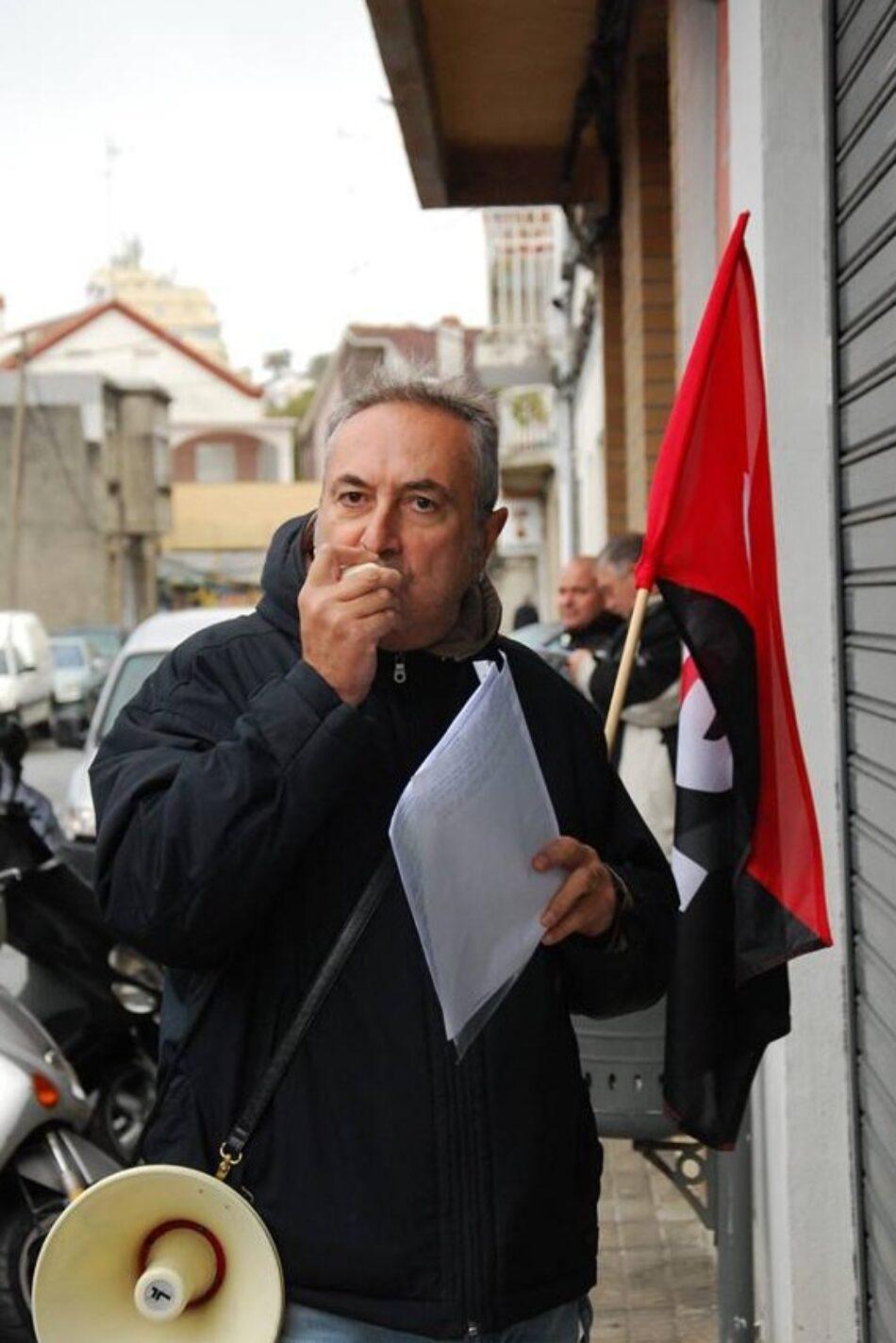 CGT llama, a las puertas de Unipost en Vigo, a la unidad sindical para que la empresa pague a sus trabajadores
