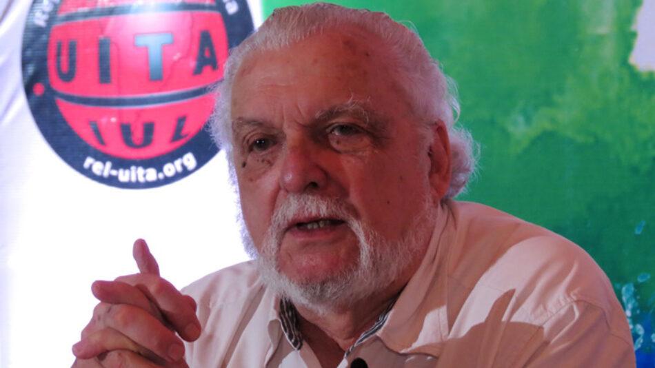 """XV Conferencia Rel-UITA """"El sindicalismo no puede sustraerse de la lucha contra el modelo extractivista"""""""
