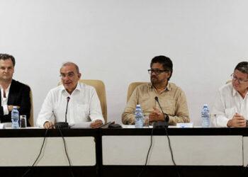 El Gobierno de Colombia y las FARC logran un nuevo acuerdo de paz