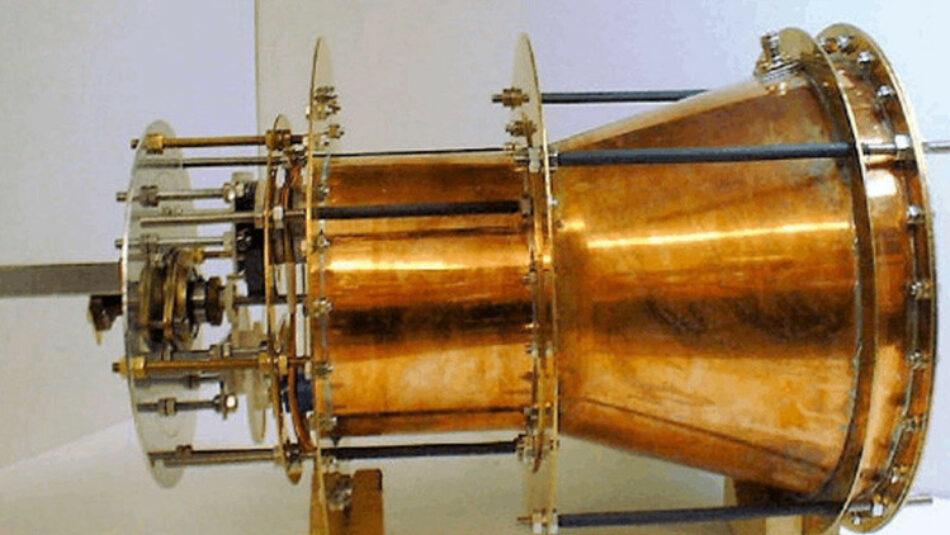 Publican un trabajo de la NASA que demuestra que el motor 'imposible' funciona