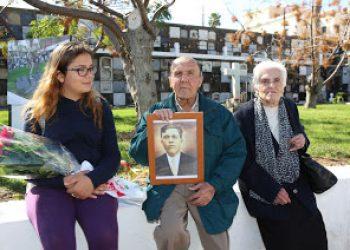 Fosa común cementerio de Las Palmas: Razones para una huelga de hambre