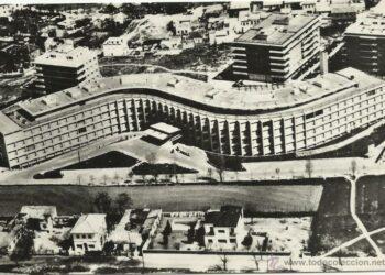 Ahora Madrid solicita invertir en el antiguo Hospital Puerta de hierro para integrarlo en la red de sanidad pública madrileña