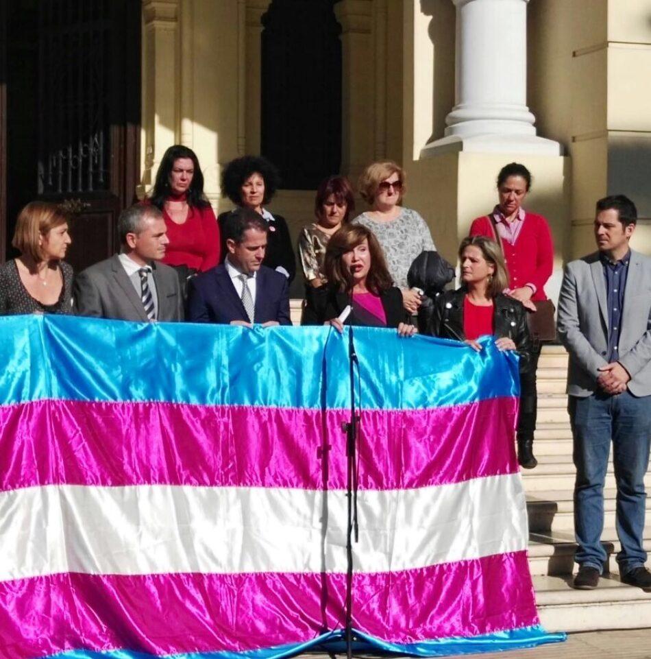 La Plataforma por los Derechos Trans celebra la implicación del la Asamblea de Madrid, Parlamento Andaluz y Eurodiputadas/os en el Día Internacional de la Memoria Trans