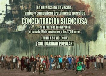 Movimiento Ibérico Antinuclear condena la grave agresión a un activista extremeño y exige que se esclarezcan los hechos