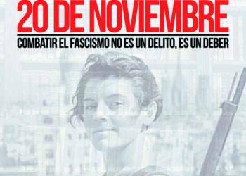 Una manifestación apoyada por treinta organizaciones reclamará la absolución de diez antifascistas en Zaragoza