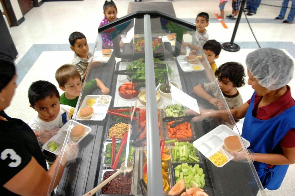 La normativa sobre comedores escolares en España dificulta la adopción de alternativas ecológicas