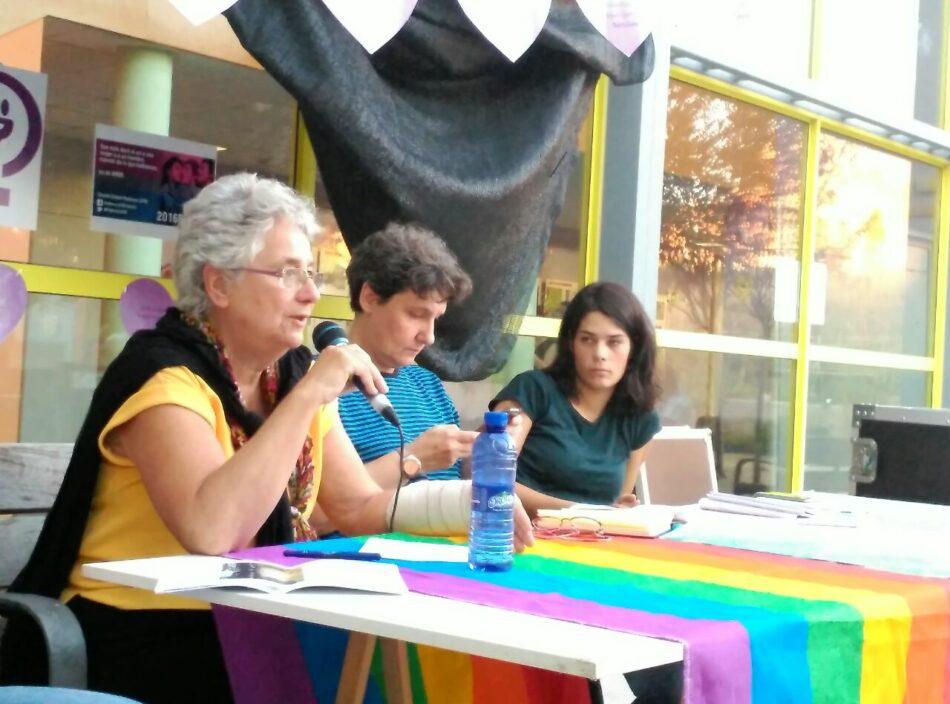 Ahora Madrid rechaza el acoso a Montserrat Galcerán
