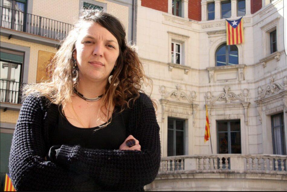 Detenen a Montse Venturós, alcaldessa de Berga