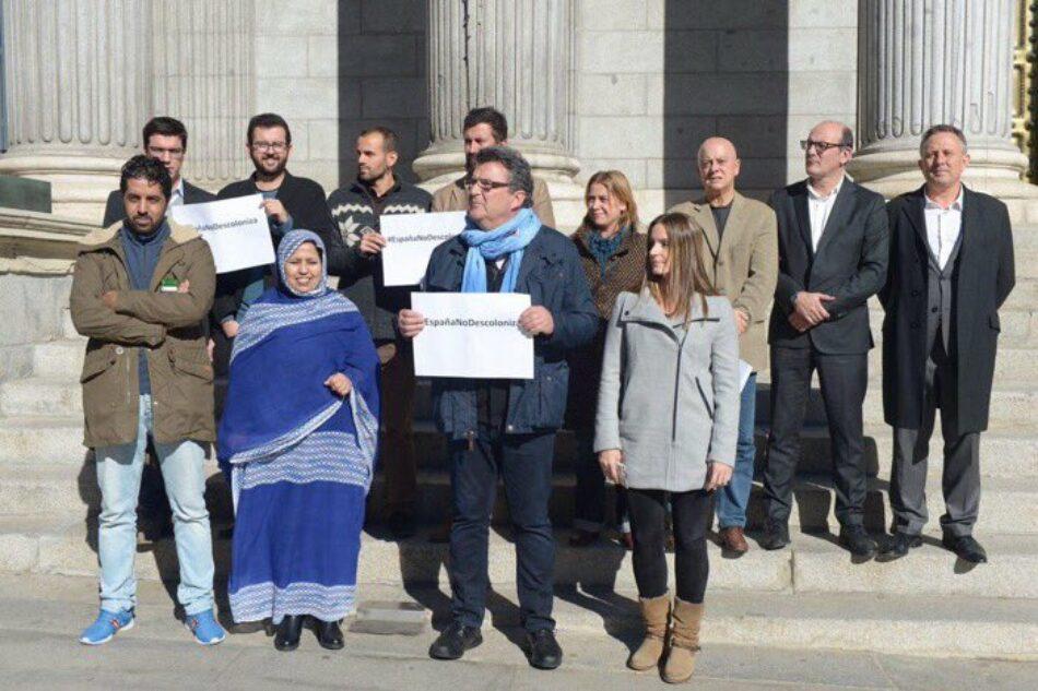 'Unidos Podemos exige una solución política para el Sáhara Occidental