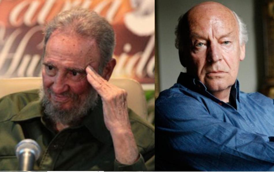 Fidel Castro por Eduardo Galeano