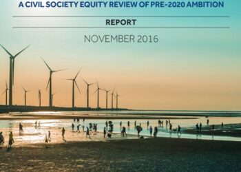 Civil Society Report: «2020 será demasiado tarde»